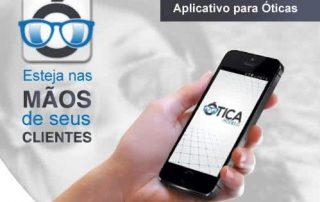 aplicativo para oticas