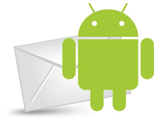 Configurar e-mail no Android