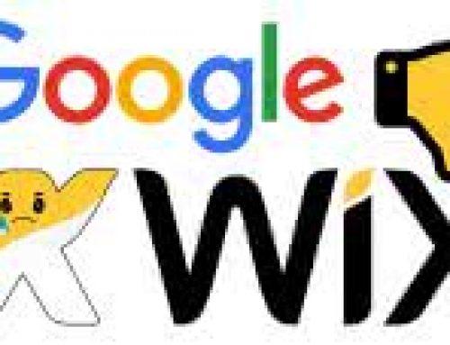 """""""WIX"""" 5 motivos pra você dizer não"""